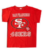 Load image into Gallery viewer, Vintage SF 49ERS 1995 Tee