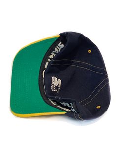 Vintage Notre Dame Irish Fitted