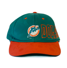 Load image into Gallery viewer, Vintage Miami Dolphins Snapback