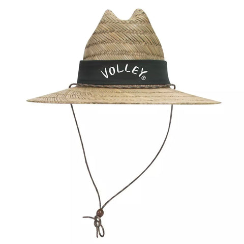 Volley Straw Hat