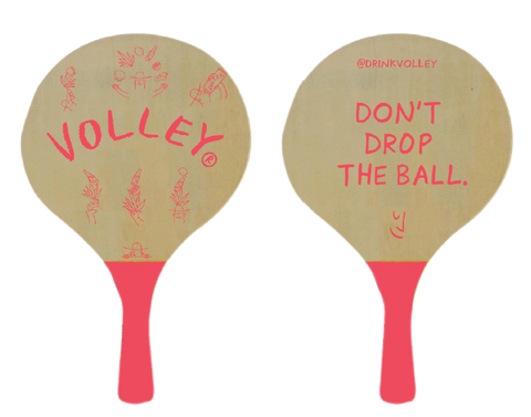Paddles and Ball