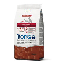 Laden Sie das Bild in den Galerie-Viewer, Monge Dog - SPECIALITY Line - Monoprotein - Adult Mini Lamb