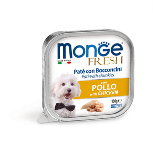Monge Dog - FRESH Paté Chicken