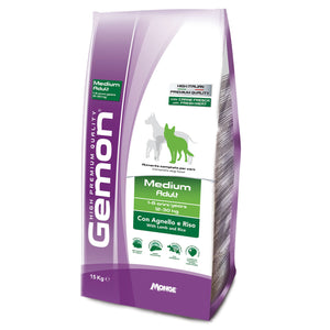 Gemon Dog - Adult Medium Lamb