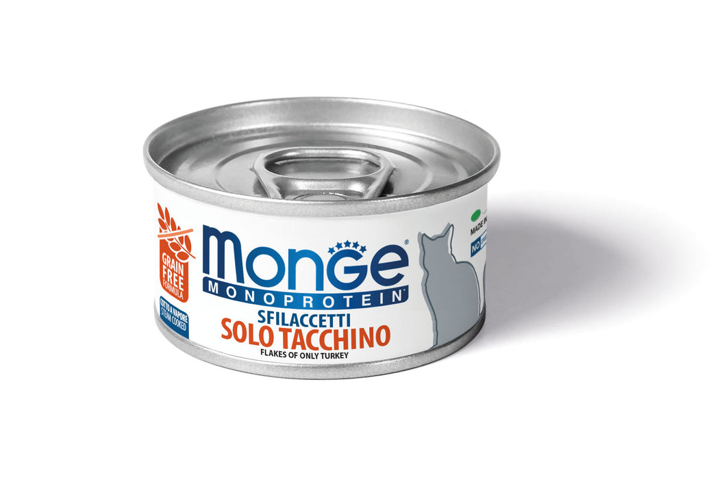 Monge Cat - Wet Monoprotein Turkey