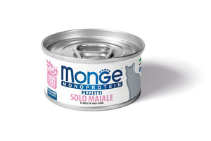 Monge Cat - Wet Monoprotein Pork
