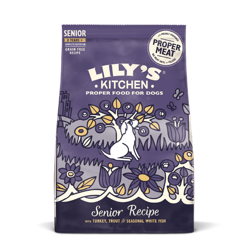 Lily's Kitchen - Senior Recipe Dry