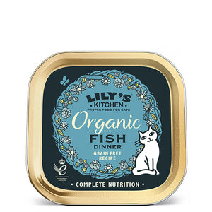 Lily's Kitchen - Organic Fish