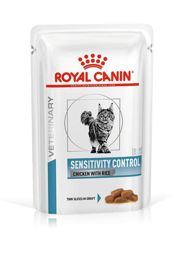 Royal Canin - Sensitivity Control Cat (bustine)
