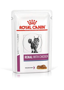 Royal Canin - Renal with Chicken (bustine)