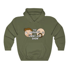 Load image into Gallery viewer, The DJJS Official Hoodie - Hooded Sweatshirt