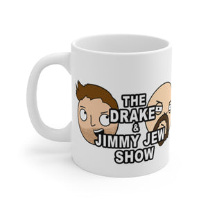 The Official Merch Mug for DJJS -  11oz