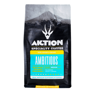 AMBITIOUS - Medium Roast (12 oz. bag)