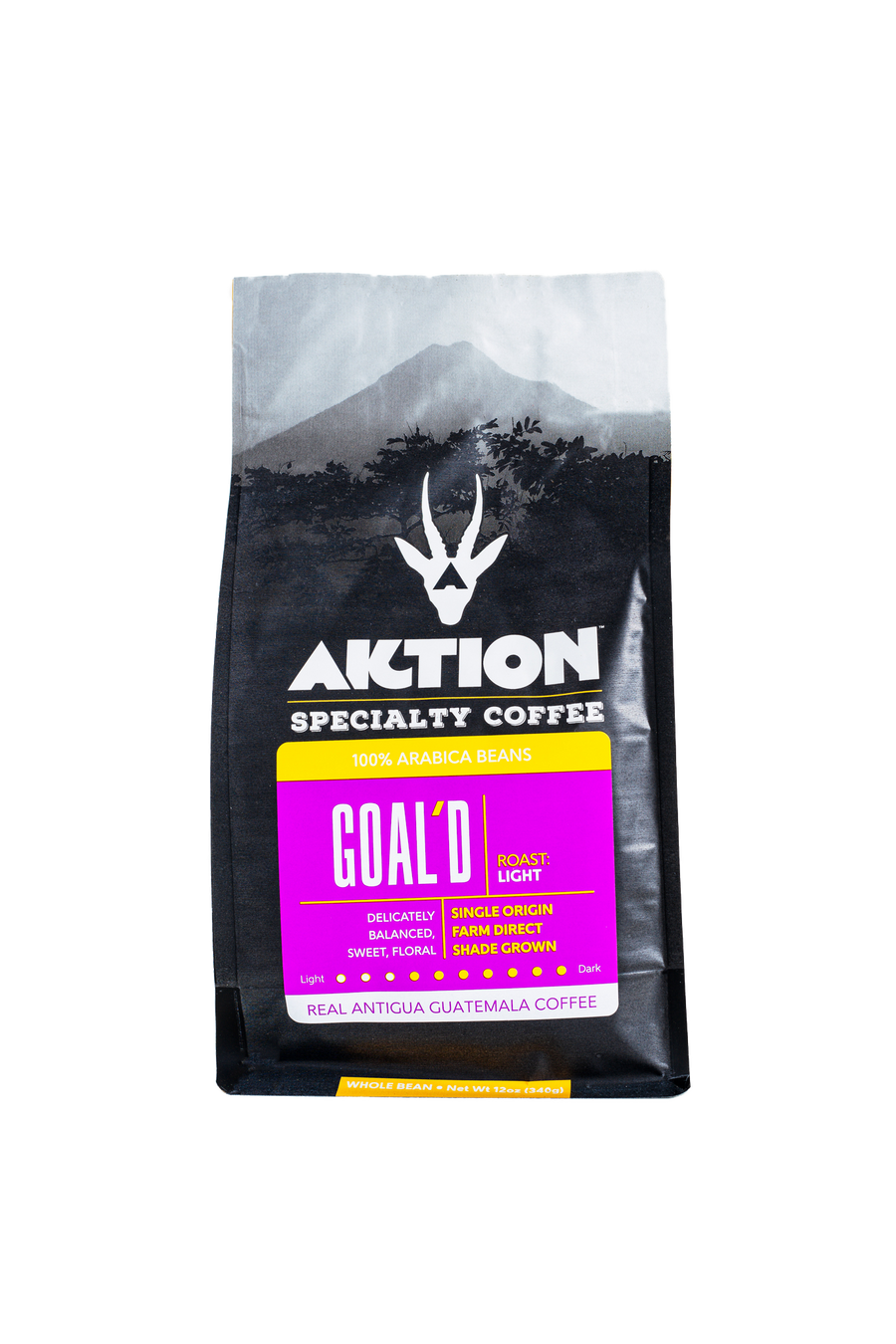 GOAL'D - Light Roast (2 lb. Value Bag)