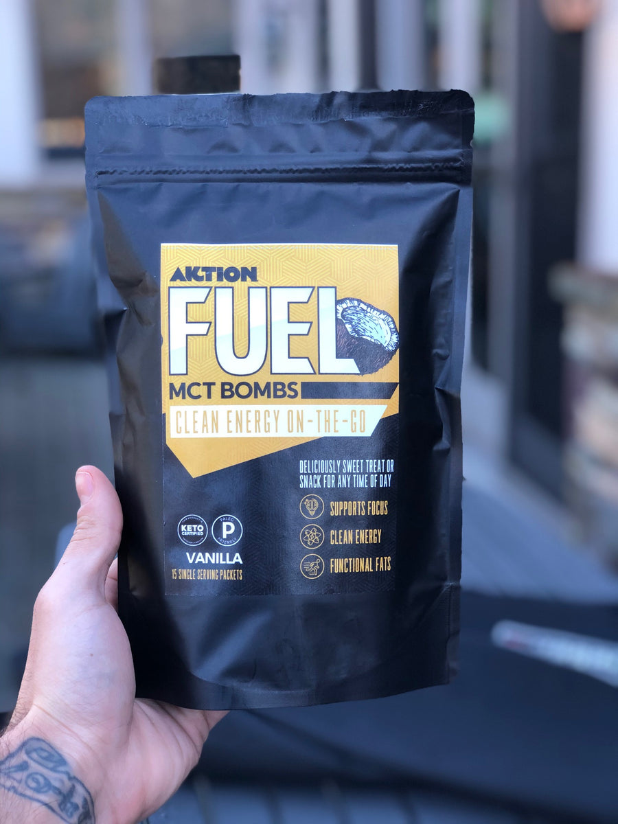 Fuel - MCT Bombs