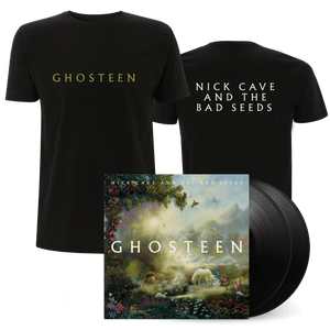 Album & Ghosteen T-shirt