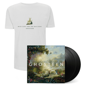 Album & Ghosteen Lamb T-shirt
