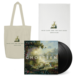 Ghosteen, Lamb Tea Towel & Lamb Tote Bag
