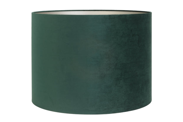 DUTCH GREEN VELVET CYLINDER SHADE 55 55 41