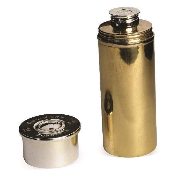SMALL CARTRIDGE HIP FLASK