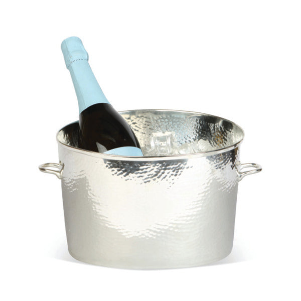SMALL PALACE CHAMPAGNE BATH (SILVER PLATED)
