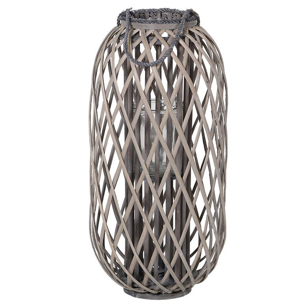 Natural Willow Lantern (Small)