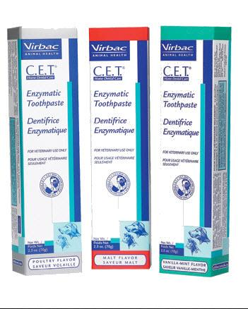 Virbac C.E.T Enzymatic Toothpaste (70gm)