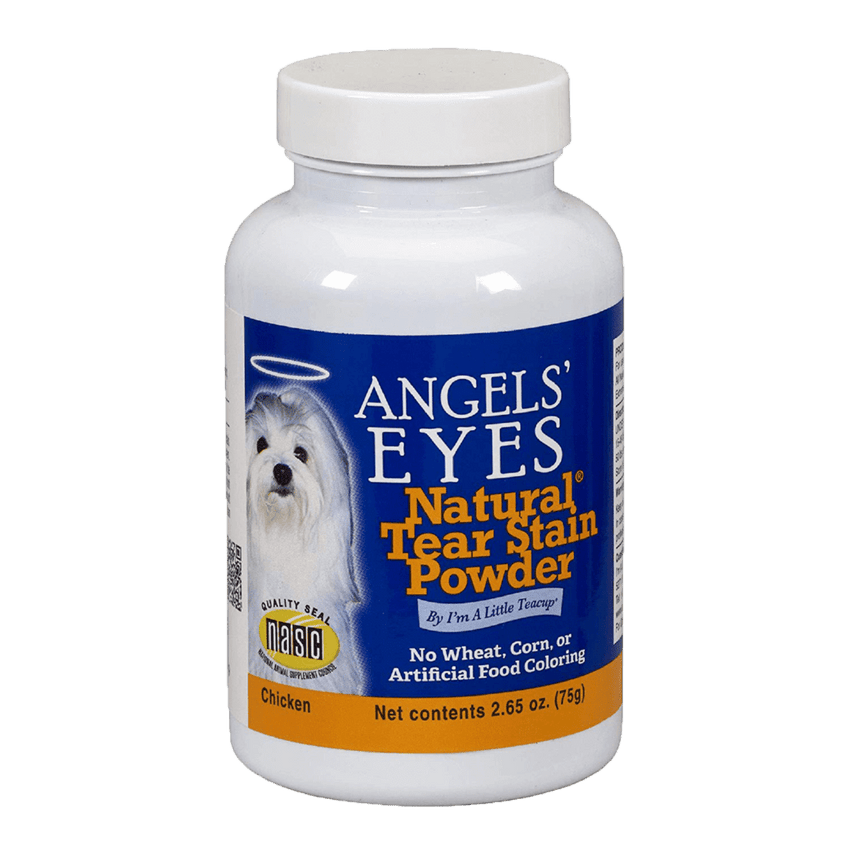 Angels' Eyes Natural Tear Stain Powder - Chicken (75g)