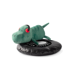 [10% OFF] DJ Rexy Rex Dog Squeaky Plush Toy