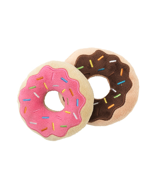 Fuzzyard Mini Donut Toy (2pcs)