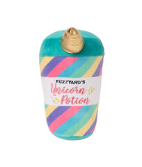 Fuzzyard Unicorn Potion Plush Dog Toy