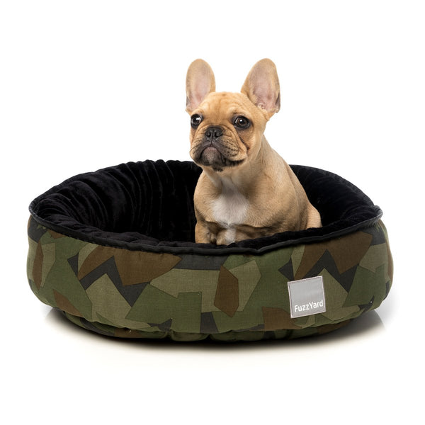 Fuzzyard Commando Reversible Bed