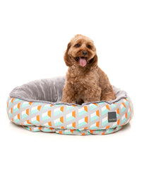 Fuzzyard San Antonio Reversible Dog Bed