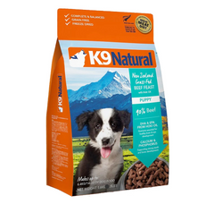 K9 Natural® Freeze-Dried Puppy Feast Dog Food (1.8kg)