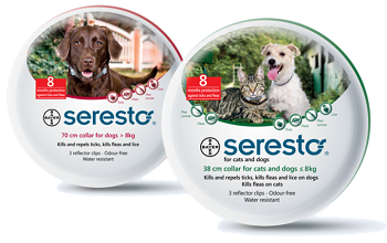 Seresto™ Flea & Tick Collar