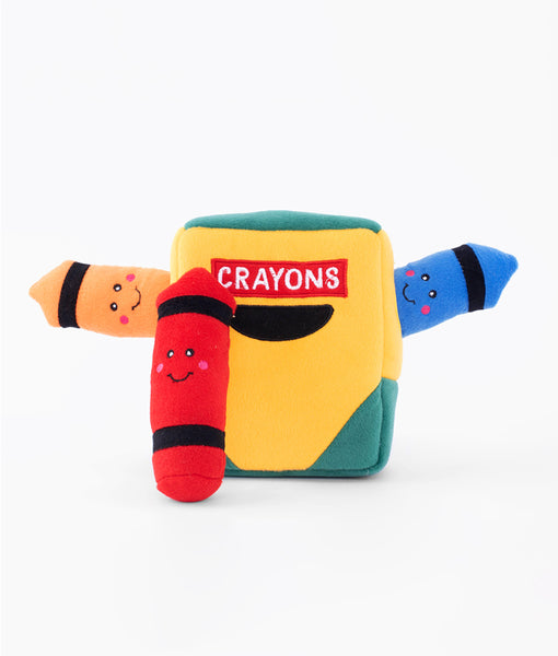 Zippypaws Burrow - Crayon Box