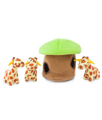 Zippypaws Burrow - Giraffe Lodge