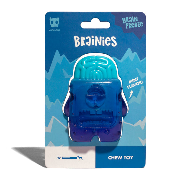 [10% OFF] Zee.dog Brain Freeze Toy