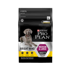 [20% OFF] Pro Plan® Bright Mind Adult 7+ Medium & Large Dry Dog Food (2.5kg)