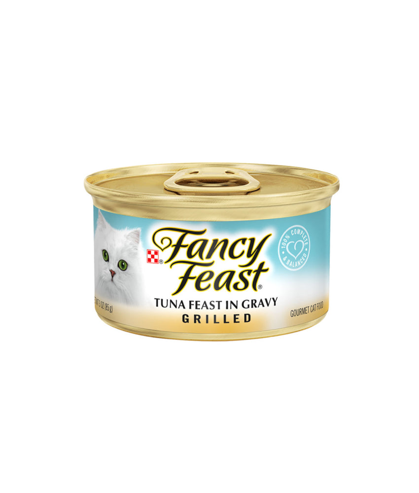 Fancy Feast Grilled Tuna Feast In Gravy (85g)
