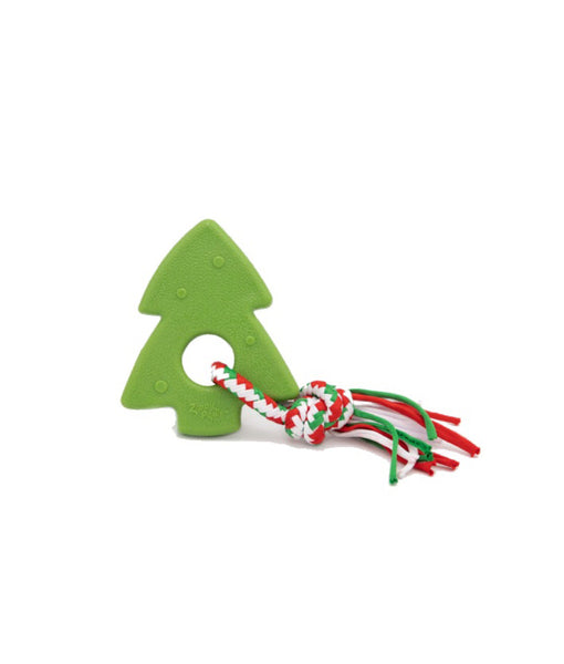 Holiday ZippyTuff Teether - Christmas Tree