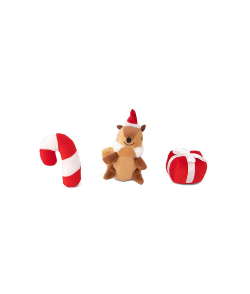 Holiday Miniz Festive Friend 3-pack