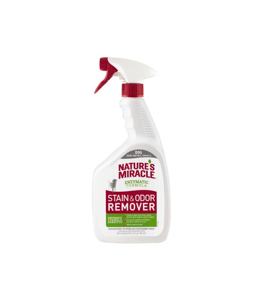 Nature's Miracle Stain & Odor Remover (709ml)