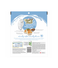 Fancy Feast Gourmet Naturals with Wild-Caught Ocean Whitefish (454g)