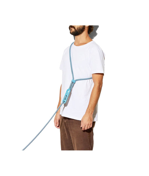 Zee.dog Blue Tech Hands-Free Leash