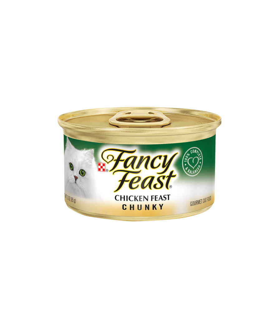 Fancy Feast Chunky Chicken Feast (85g)