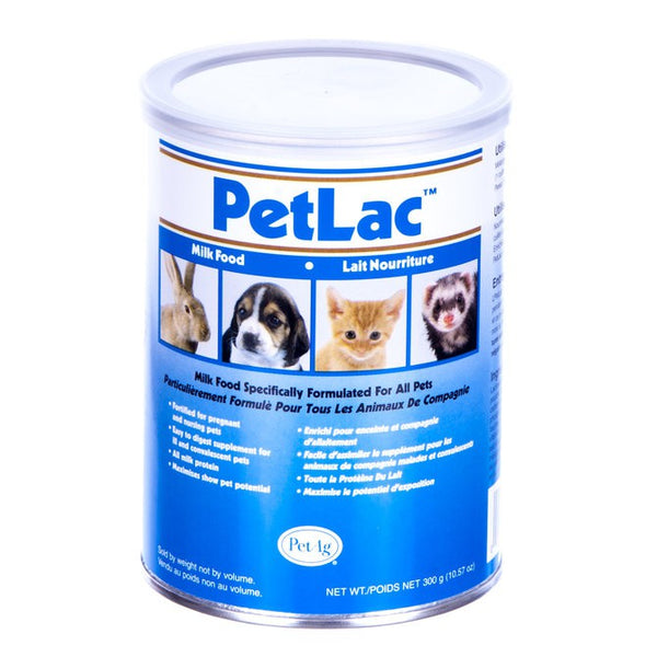 PetAg Petlac Pet Milk Replacer Powder (300g)