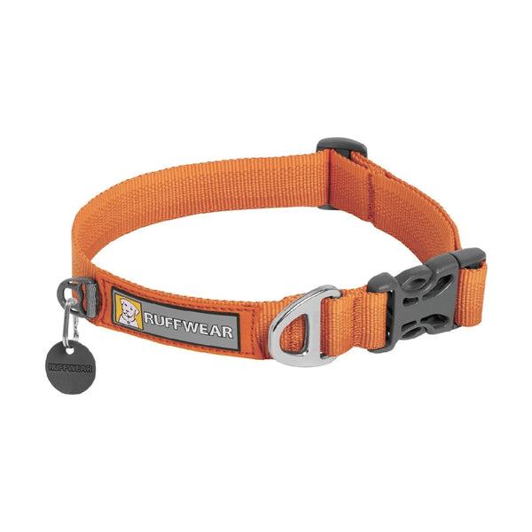 Ruffwear Front Range Dog Collar (Campfire Orange)