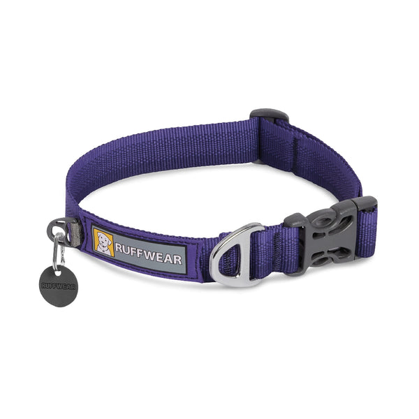 Ruffwear Front Range Dog Collar (Huckleberry Blue)