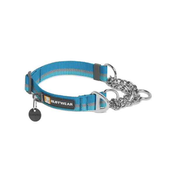 Ruffwear Chain Reaction Dog Collar (Blue Dusk)